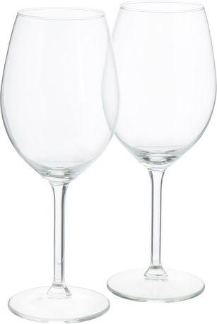 VacuVin Набор бокалов для белого вина (400 мл), 2 шт. 7649260 VacuVin набор бокалов для вина 170 мл crystal heart набор бокалов для вина 170 мл