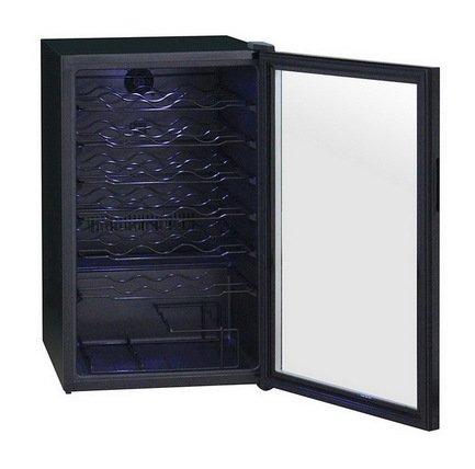 Винный шкаф (5-20°C), на 48 бутылок, с 3 полками и 1 корзиной VN50 La Sommeliere