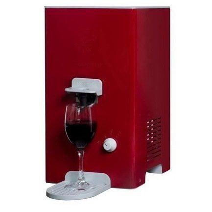 Диспенсер для вина для упаковок Bag-in-Box, (8-16°C)