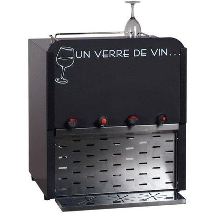 La Sommeliere Диспенсер для вина для упаковок Bag-in-Box, 2 упаковки VVF La Sommeliere mt4230t 4 3 inch hmi 480 272 brand in box