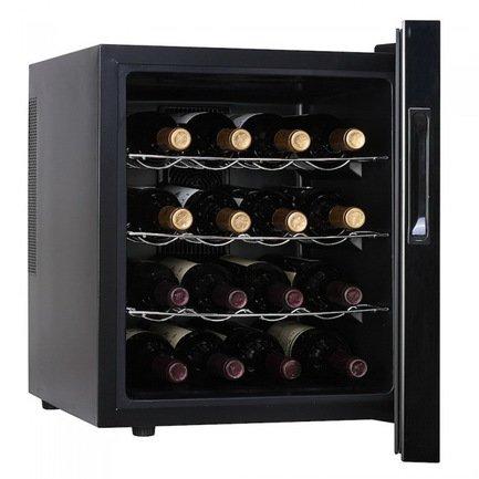 Шкаф для хранения вина на 46 литров (16 бутылок) от Superposuda