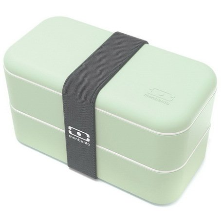 Monbento Ланч-бокс MB Original New Edition Matcha, 10х19х9.4 см, зеленый 1200 12 155 Monbento free shipping new original 2sa2222 2sc6144 10pcs a2222 10pcs c6144