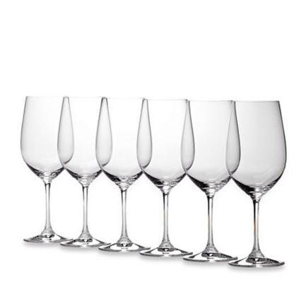 Riedel Набор фужеров Riesling/Zinfandel (400 мл), 21x7.9 см, 6шт. 7416/56-260 Riedel набор бокалов для бренди коралл 40600 q8105 400 анжела