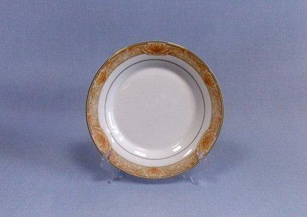 Takito Набор закусочных тарелок Аквамарин, 21.5 см, 6 пр.