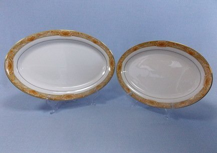 Takito Набор блюд Аквамарин, 2 пр. 30601-11 Takito