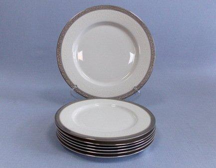 Takito Набор закусочных тарелок Ассоль с блюдом на 6 персон, 7 пр.