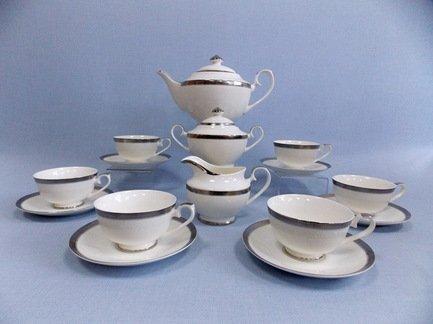 Takito Сервиз чайный Ассоль на 6 персон, 17 пр. 10201-4 Takito
