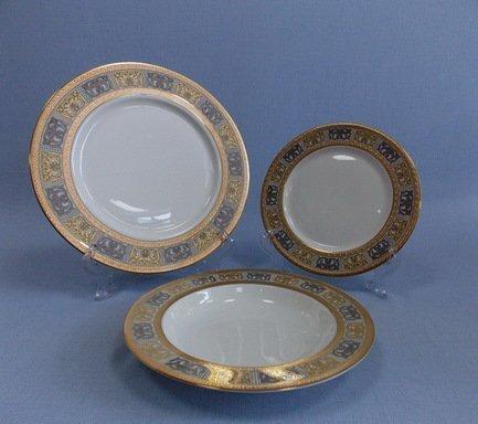 Takito Набор тарелок Дионис на 6 персон, 18 пр.