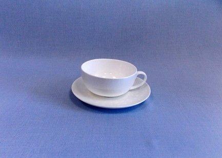 Takito Чашка с блюдцем Жемчужина (350 мл) кружка кофе 350 мл nuova r2s s p a кружка кофе 350 мл