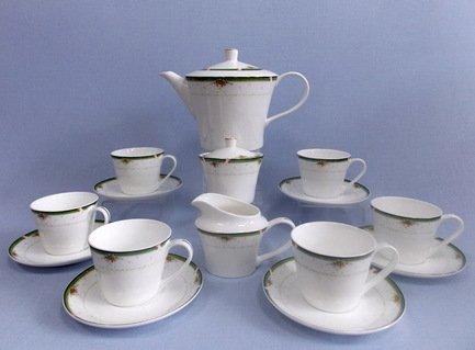 Takito Сервиз чайный Ренессанс на 6 персон, 17 пр. 30604-4 Takito