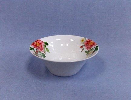 Takito Салатник большой Цветущий шиповник, 23 см takito набор блюд цветущий шиповник 2 пр