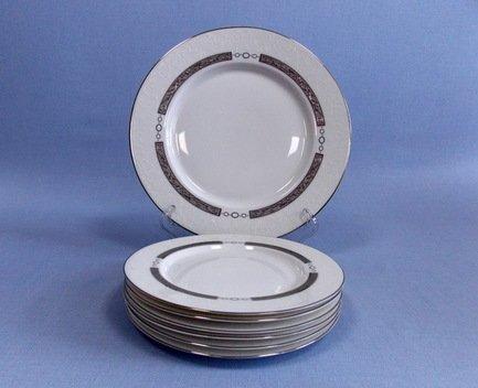 Takito Набор закусочных тарелок Элиза с блюдом на 6 персон, 7 пр.
