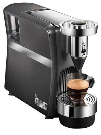 Bialetti Капсульная Эспрессо машина Diva espresso machine, черная CF71