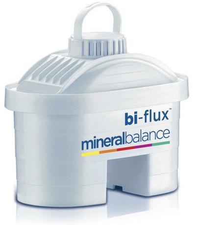 Laica Фильтр минеральный баланс для очистки воды bi-flux, с набором 3 картриджей M3M