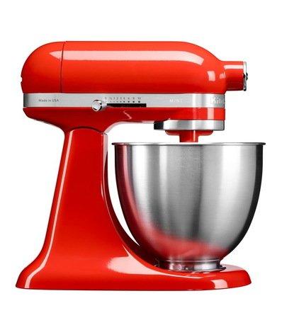 KitchenAid Миксер планетарный Artisan, красный чили 5KSM3311XEHT KitchenAid миксер планетарный kitchenaid artisan 4 8л красный карамельное яблоко 5ksm150pseca
