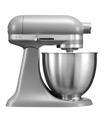 KitchenAid Миксер планетарный Artisan, матовый серый 5KSM3311XEFG