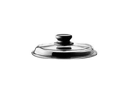 Крышка стеклянная Granit Induction, 28 см 00200AR/2800 Risoli крышка стеклянная с жаропрочной ручкой и пароотводом 24 см 0200s 24000 risoli