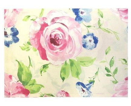 Apolena Дорожка на стол Daniela Rosa, 40х140 см, хлопок, розовая P798-1827/1 Apolena