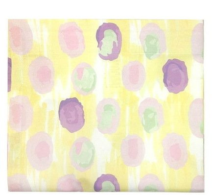 """Apolena Дорожка на стол """"Flutter"""", 40х140 см, полухлопок, фиолетовая P515-8367/3"""