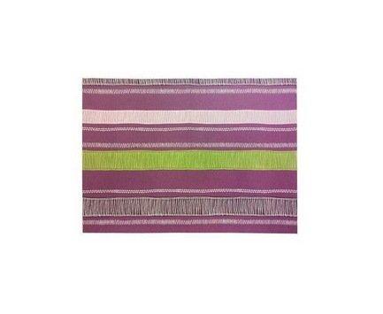 """Apolena Дорожка на стол """"Luna Royal"""", 40х140 см, хлопок, фиолетовая P798-1830/1"""