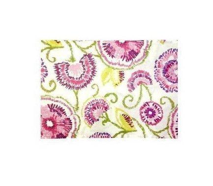 "Apolena Дорожка на стол ""Sabrina Lila"", 40х140 см, хлопок, розовая P798-1825/1"