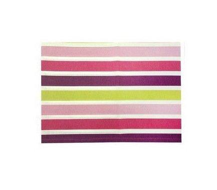 "Apolena Дорожка на стол ""Sabrina Royal"", 40х140 см, хлопок, розовая P798-1826/1"