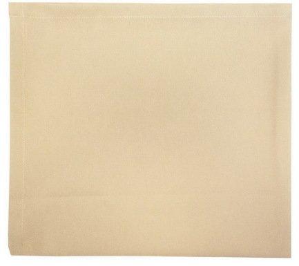 """Apolena Однотонная скатерть """"Бейдж"""", 170х170 см, хлопок, кремовая P734-Z102/1"""