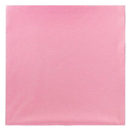 "Apolena Однотонная скатерть ""Роза"", 170х170 см, хлопок, розовая P734-Z118/1"