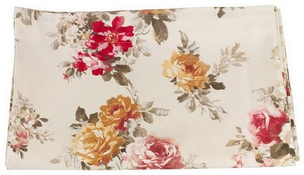 """Apolena Скатерть с рисунком """"Цветущий сад"""", 170х170 см, хлопок, мультиколор P34-9698/1"""