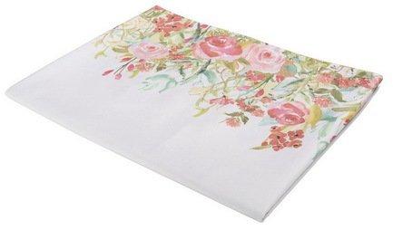 Apolena Скатерть с рисунком Fondness, 140х180 см, полухлопок, розовая P595-8363/2 Apolena fc 149 скатерть ажурная лиловый рай 140х180 см