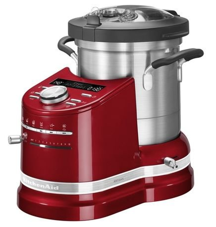 KitchenAid Кулинарный процессор Artisan 4.5 л, карамельное яблоко 5KCF0104ECA KitchenAid чайник kitchenaid 5kek1722eac
