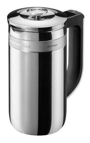 KitchenAid Кофеварка Френч Пресс (0.74 л), стальная 5KCM0512ESS KitchenAid