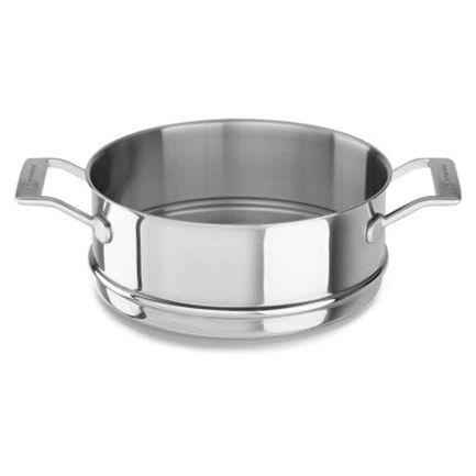 KitchenAid Кастрюля-пароварка, 24 см