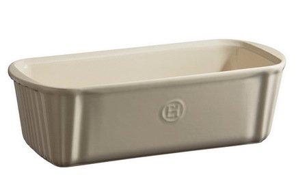 Emile Henry Форма для кекса, 27.5х13 см, крем emile henry тажин 3 5 л 32 см базальт