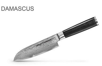 Samura Нож Сантоку Damascus, 15 см