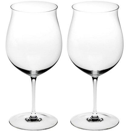 Riedel Набор фужеров Burgundy Grand Cru (1050 мл), 2 шт. 2440/16 Riedel riedel бокал для красного вина bordeaux grand cru 860 мл