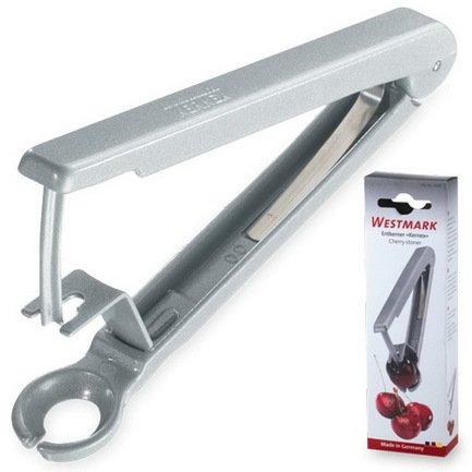 Westmark Приспособление для удаления вишневых косточек, 14 см westmark форма для 6 ти маффинов красная