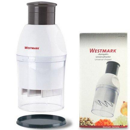 Westmark Измельчитель универсальный для овощей и орехов, 17.5х9 см 11452260 Westmark