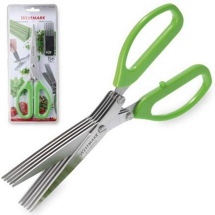 Westmark Ножницы для зелени с 5-ю лезвиями, 20 см 11752280 Westmark ножницы для орхидей с закругленными лезвиями h16 5