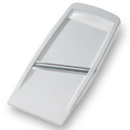 Westmark Терка для шинковки на карточке, 22 см 10762270 Westmark смартфон bq 5700l space x black qualcomm snapdragon 430 1 4 3gb 32gb 5 7 1440х720 ips 2sim 4g lte fpr 16mp 20 8mp cam android 7 1