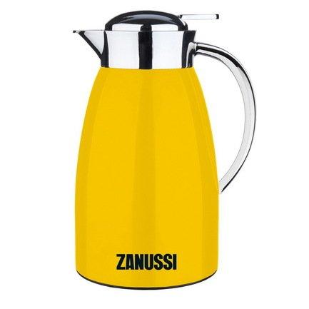 кувшин термос brasilia tgs 600c 0 6 л Zanussi Кувшин-термос Livorno (1.5 л), 25х13.5 см, желтый