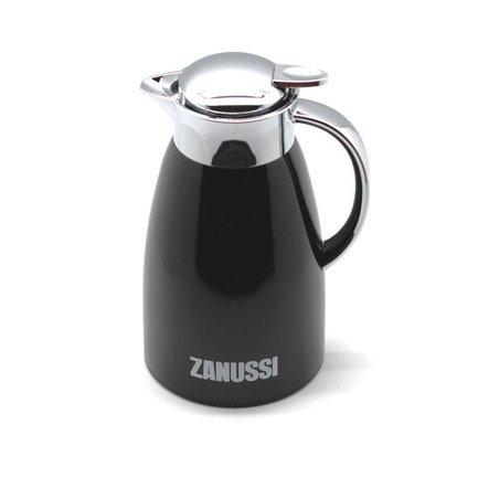 кувшин термос brasilia tgs 600c 0 6 л Zanussi Кувшин-термос Livorno (1.5 л), 25х13.5 см, черный