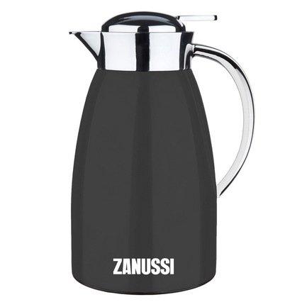 кувшин термос brasilia tgs 600c 0 6 л Zanussi Кувшин-термос Livorno (2 л), 30х13.5 см, черный