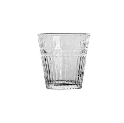 Roomers Стакан Glow (320 мл), прозрачный E9234/95 CL Roomers пластиковый стакан treasure park xin 95 1000