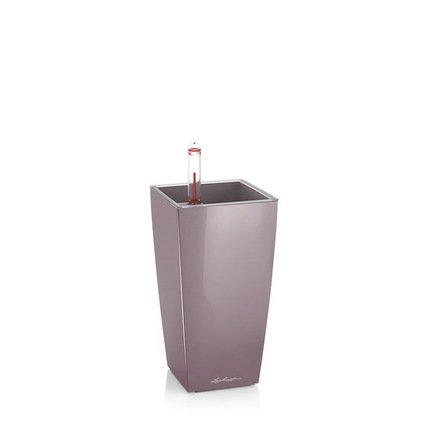 где купить Lechuza Кашпо Мини-Куби, 9х9х18 см, фиолетовое 18118 Lechuza по лучшей цене