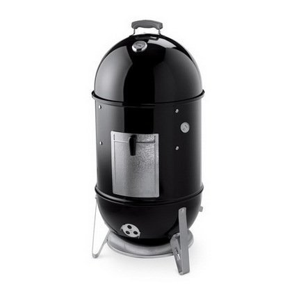 Weber Коптильня Smokey Mountain Cooker, 47 см, черный 721004 Weber коптильня grillux smokyproof взр1581