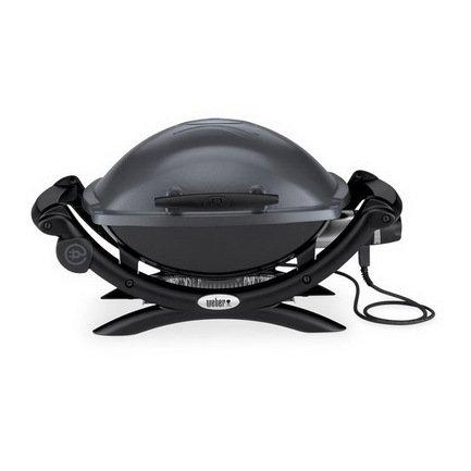 Гриль электрический Q 1400, темно-серый 52020079 Weber