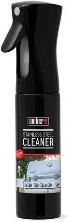 Weber Чистящее средство для нержавеющей стали 17682 Weber средство для защиты обработки и смазки поверхностей из нержавеющей стали neoblank 750мл