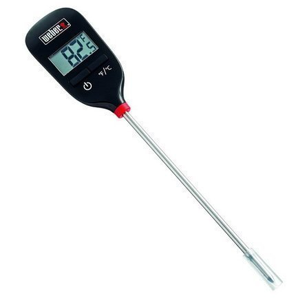 Weber Цифровой карманный термометр 6750 Weber weber вок gourmet bbq system