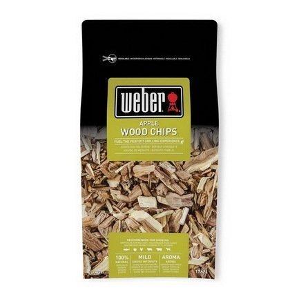 Weber Щепа для копчения Яблоко, 700 г 17621 Weber щепа для копчения дубовая 500 г